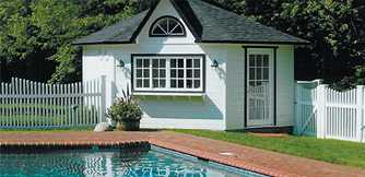 Pool House Plans
