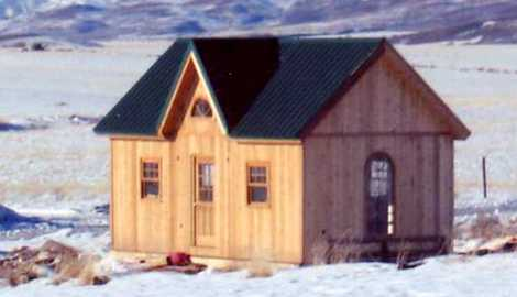 Small Cabin Plans - Ideas for Your Backyard Cottage