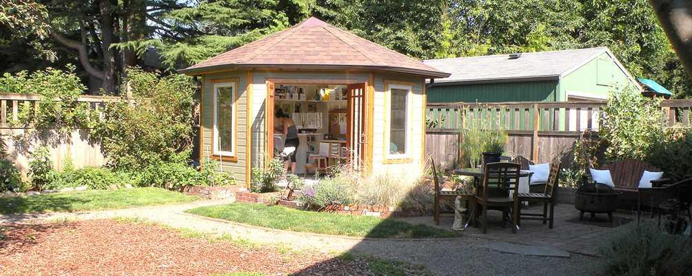 Backyard Studio Plans