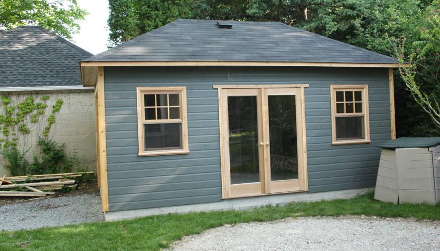 archer garage plans Summerwood ID. 2731-2.