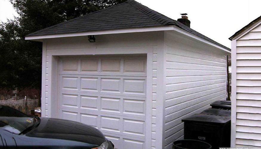 archer garage plans Summerwood ID. 3220-1.
