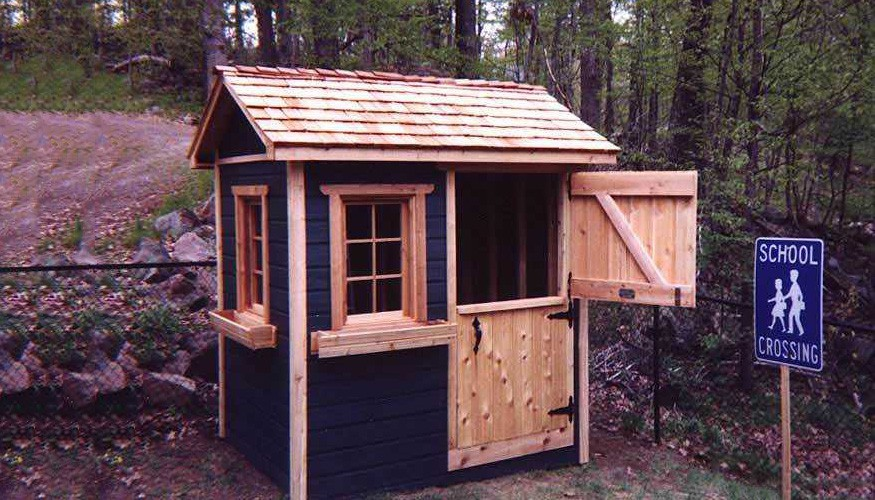 bear club play house plans Summerwood ID. 2799-1.