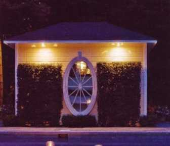 Sonoma pool house plans