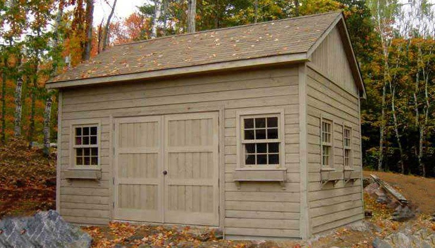 highlands garage plans Summerwood ID. 3568-4.