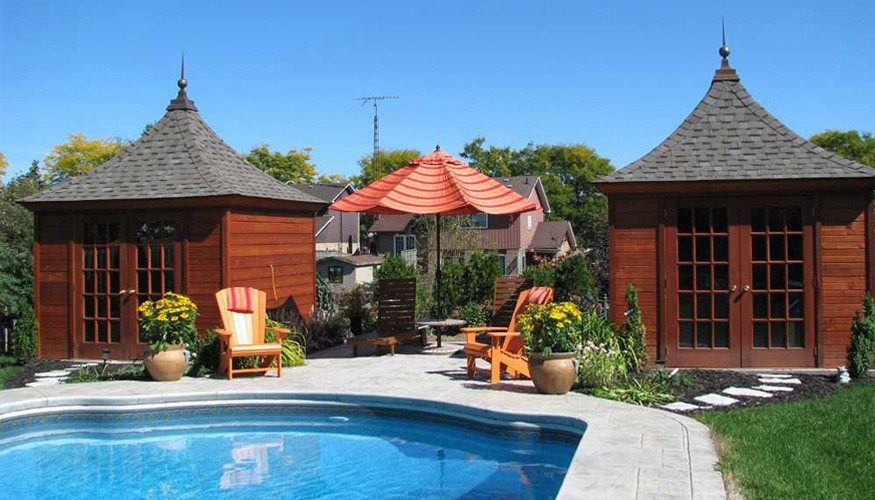 melbourne backyard studio plans Summerwood ID. 3087-1.