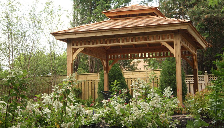 montepellier gazebo plans Summerwood ID. 2955-2.