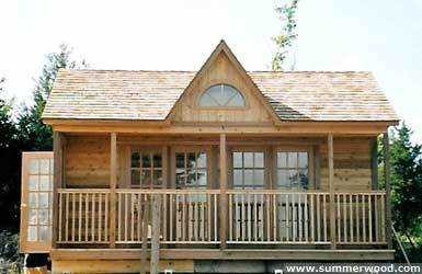 Canmore cabin plans