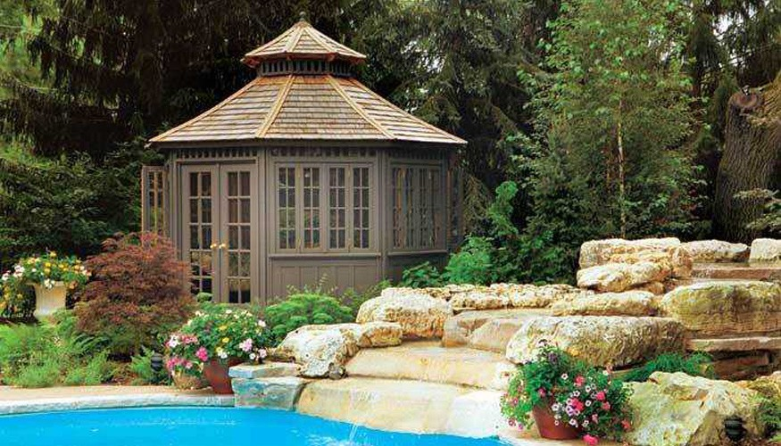 san cristobal gazebo plans Summerwood ID. 3047-2.