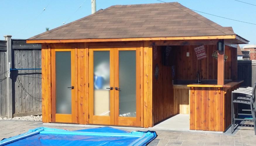 surfside pool house plans Summerwood ID. 5546-2.