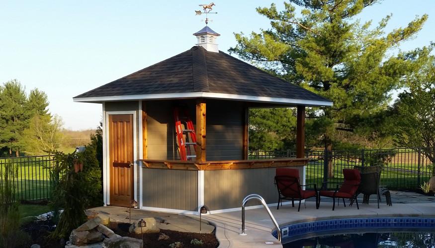 surfside pool house plans Summerwood ID. 5548-3.