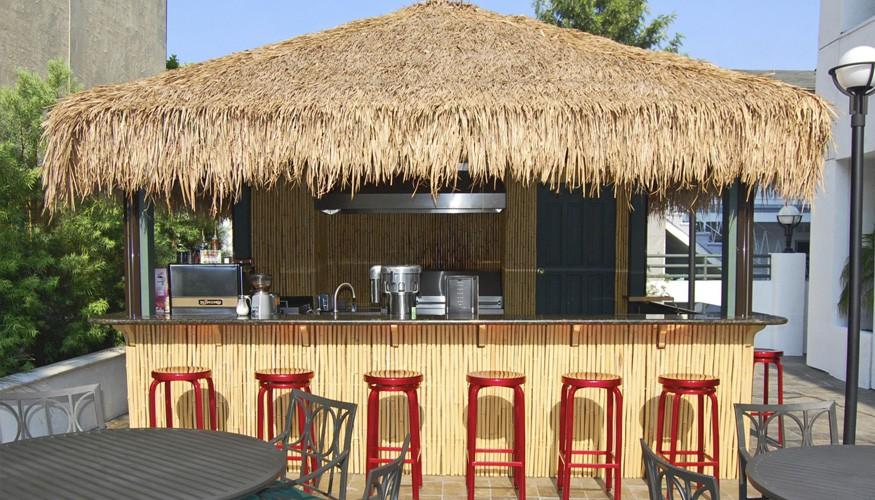 surfside pool house plans Summerwood ID. 5631-4.