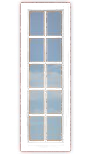 10-Pane Sidelite Window (fixed)