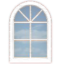 Arch+ 4-Pane Window (fixed)