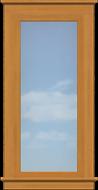 CO3 Contemporary Full Length Window (Fixed)