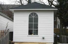 DIY garage 1