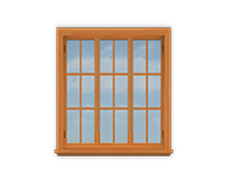 GH2 10' San Cristobal Casement Window