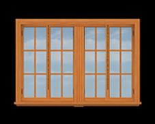 GH5 16' San Cristobal Casement Window