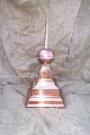 Melbourne Finial Copper