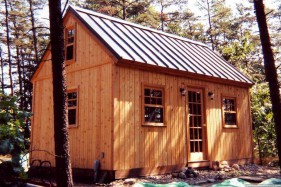 Breckenridge cabin plans 1