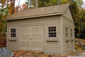 Highlands garage plans