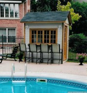 Palmerston pool house plans