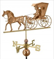 Copper Country Weathervane outdoor shed hardware