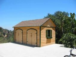 Palmerston Garden Shed plans