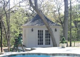 Melbourne Pool house plans