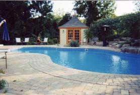 Melbourne Pool cabana plans 1