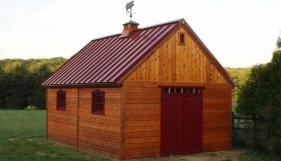 Telluride garage plans