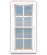 WV-P3 Single Hung Window