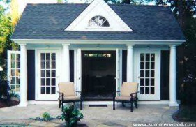 Windsor pool house plans 1