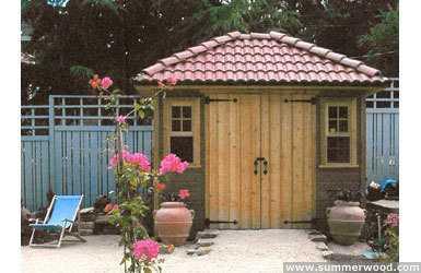 Sonoma pool house designs