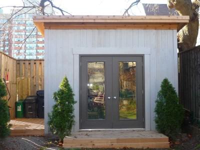 Medium Backyard Pool Cabana - Urban Studio 8' x 12' - Urban ... on barn studio designs, garage studio designs, studio cabin designs, bedroom studio designs, garden studio designs, backyard studio designs,