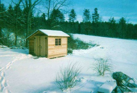 Bar Harbor Shed Plans