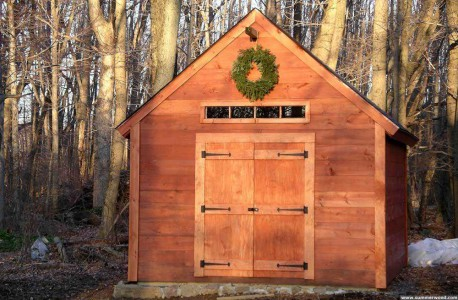 Telluride shed plans 2