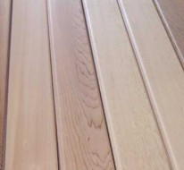 1x8 A&B Clear Cedar Siding (vertical)
