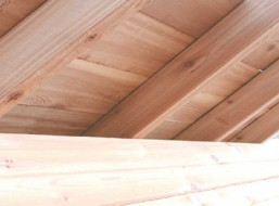 2x6 Pressure Treated Roof Trusses (Gable Roof)