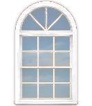 Arch+ Single Hung Window