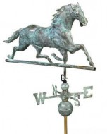 Cooper horse outdoor shed hardware