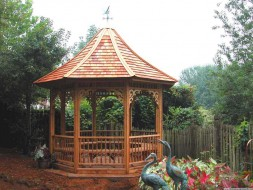 Tattle Creek gazebo plans
