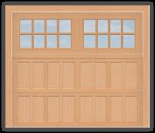 GD508 - Coach Style Garage Door 508