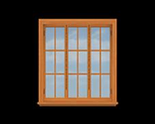 GH2 10' San Cristobal Casement Window