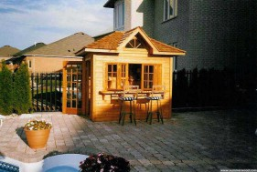Windsor pool house plans