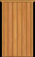 Sliding D1 Door