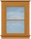 TR4 Traditional Large Opening Window (Sash)