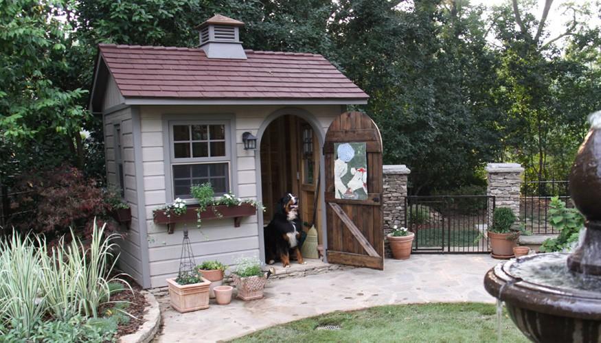 Palmerston Garden Shed
